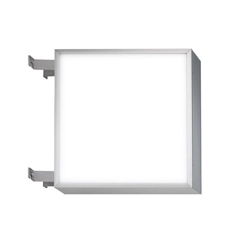 Dubbelzijdige vierkante lichtbakken