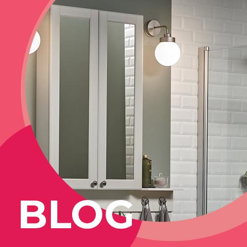 Zoneverlichting badkamer gebruiken