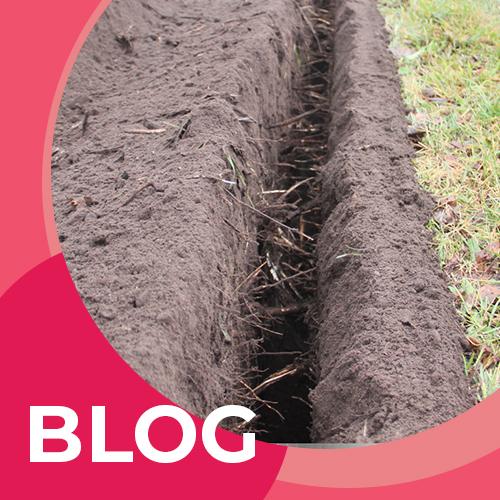 Aanleggen van grondkabels