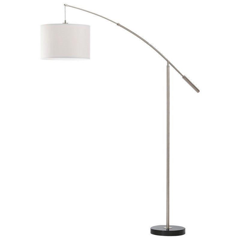 Stoffen booglamp