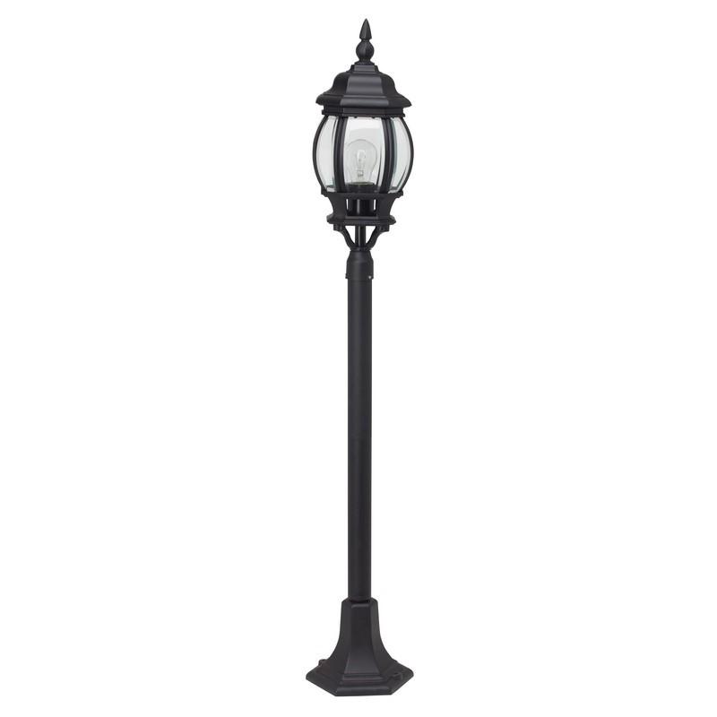 Zwarte buiten staande lamp Siènna