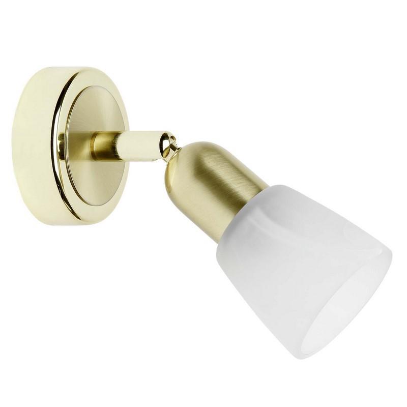 Messing (Goudkleurige), Alabaster wandlamp Bernadette
