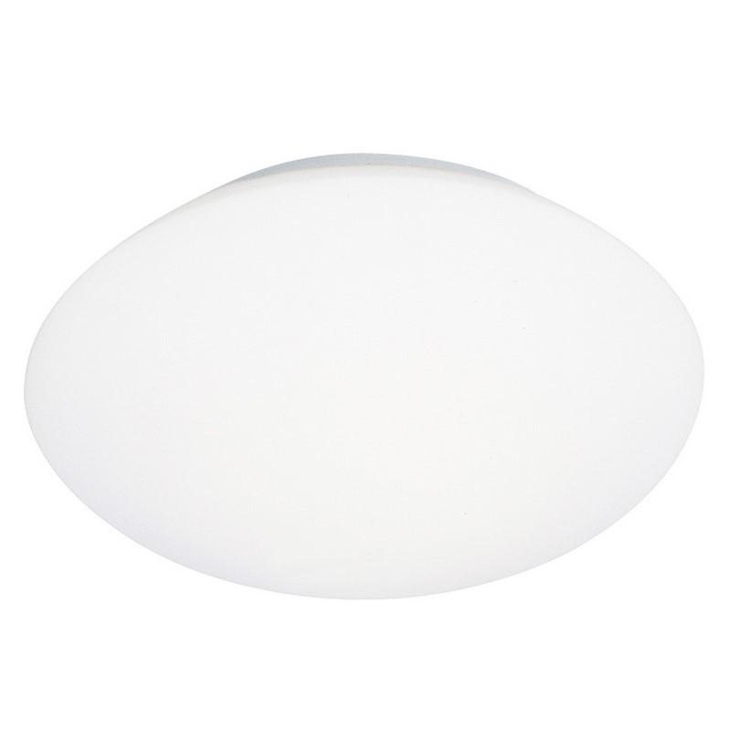 Witte plafondlamp Dara