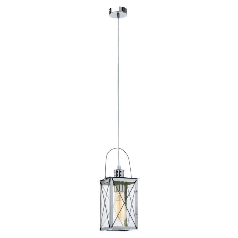 Abderrahim hanglamp - Chroom