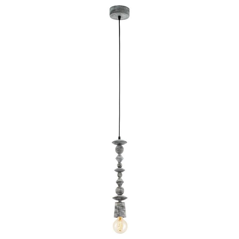 AbdUl hanglamp - Patina Zwart