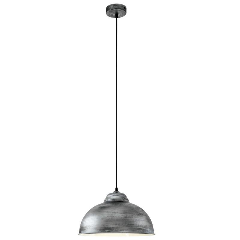 Abram hanglamp - Antiek Zilver