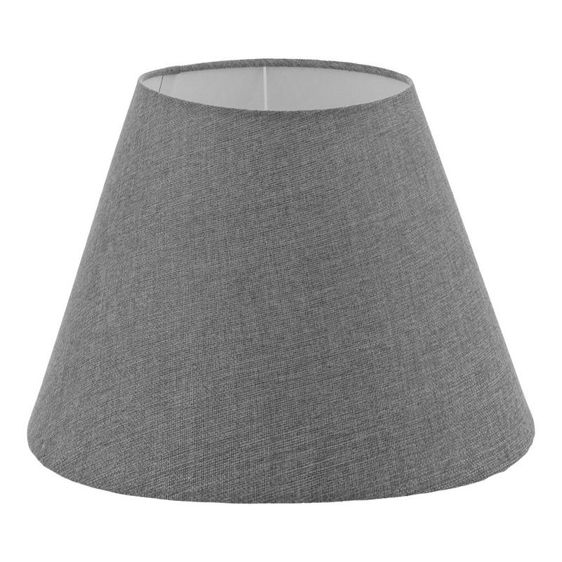 Lampenkap Noah Textiel/Linnen Grijs