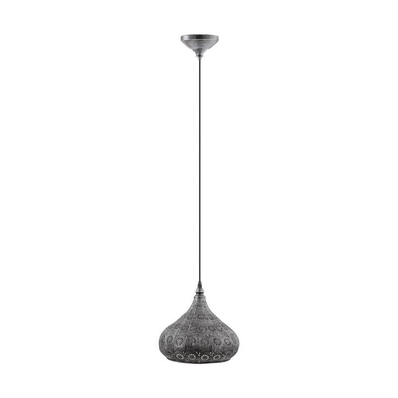 Adriaan hanglamp - Antiek Zilver
