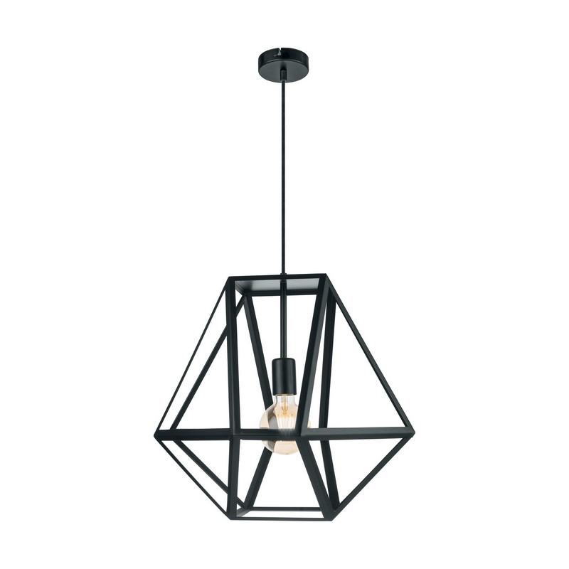 Agnetha hanglamp - Zwart