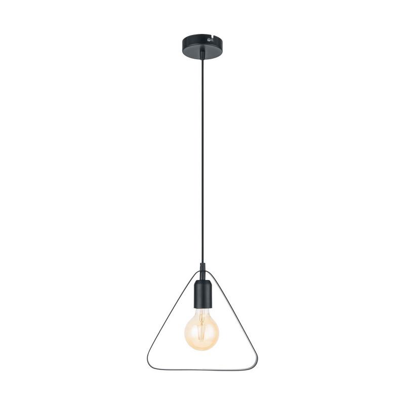 Aicha hanglamp - Zwart