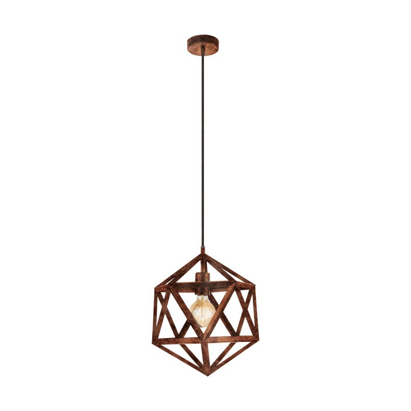 Aisha hanglamp - Copper-Antique