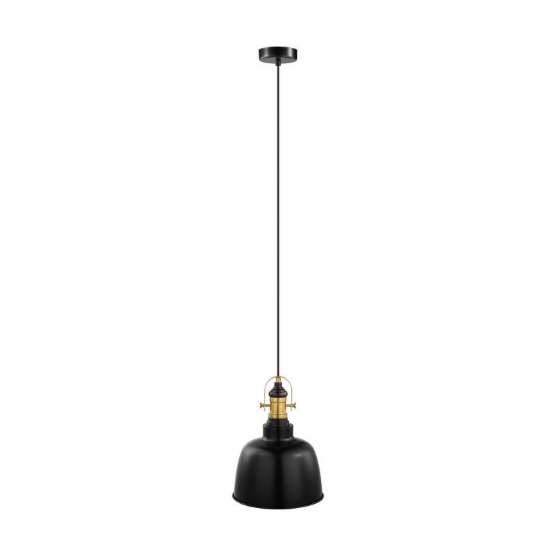 Alain hanglamp - Black Bronzed