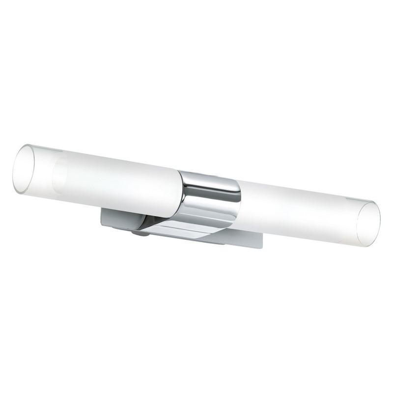 Badkamer wandlamp Laman glazen kokers