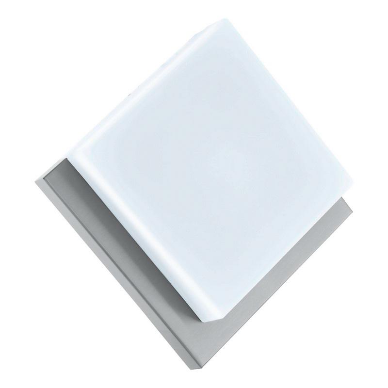 Almar buitenlamp - Roestvast Staal Zilver