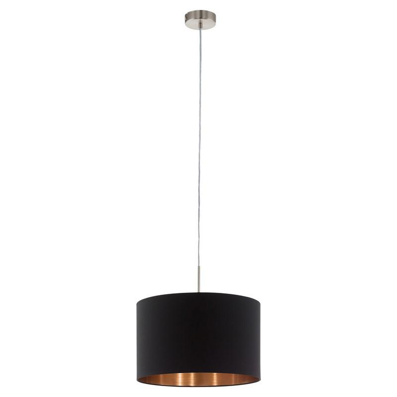 Alwin hanglamp - Nikkel-Mat