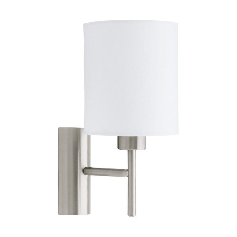 Amaal wandlamp - Nikkel-Mat
