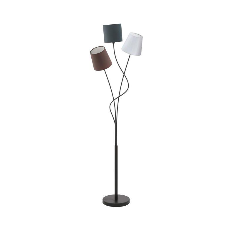 Anabel vloerlamp - Zwart