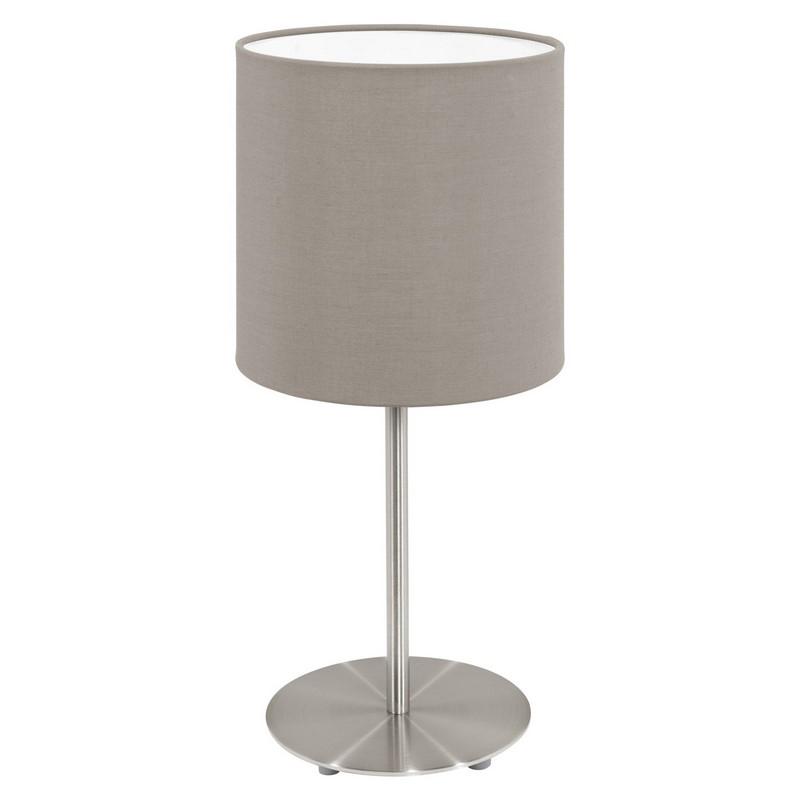 Arvid tafellamp - Nikkel-Mat