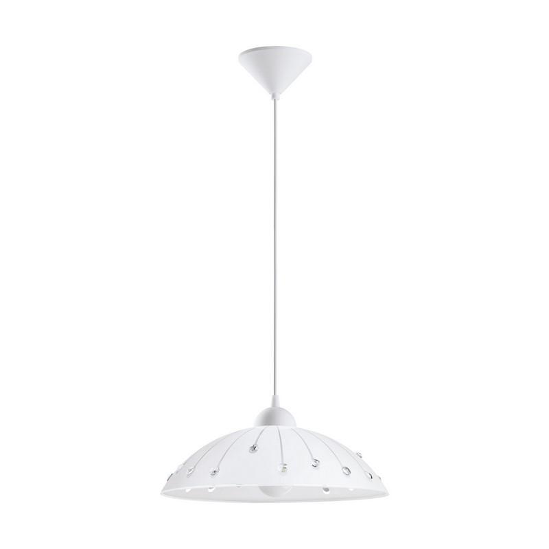 Benedicte hanglamp - Wit