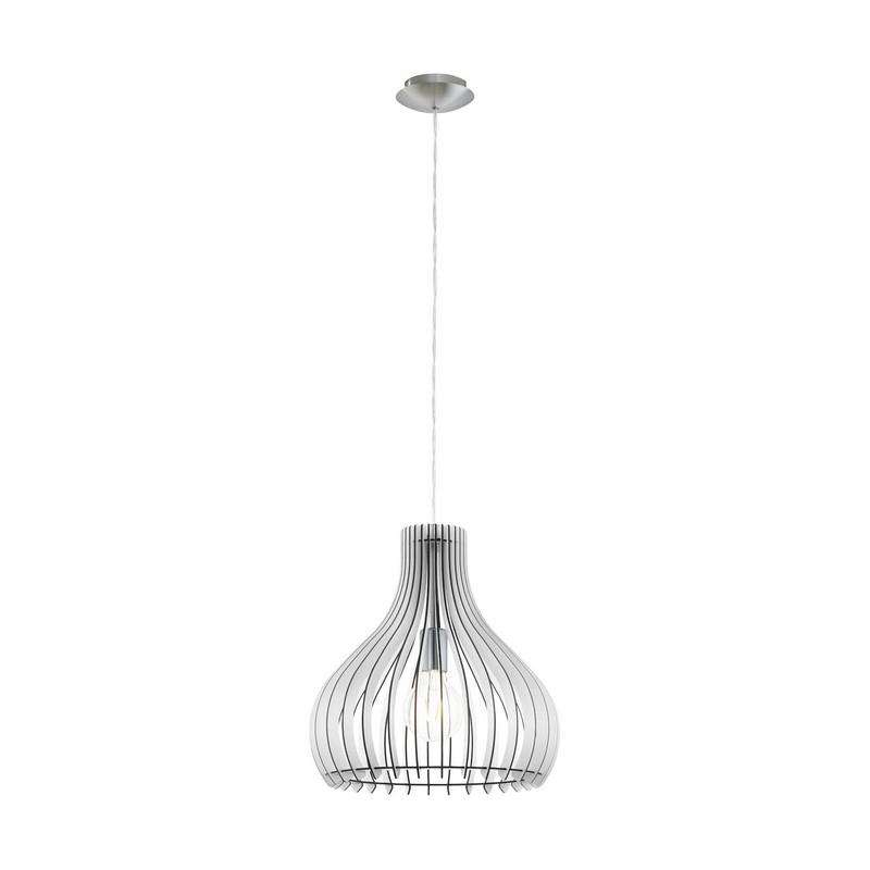 Bink hanglamp - Nikkel-Mat