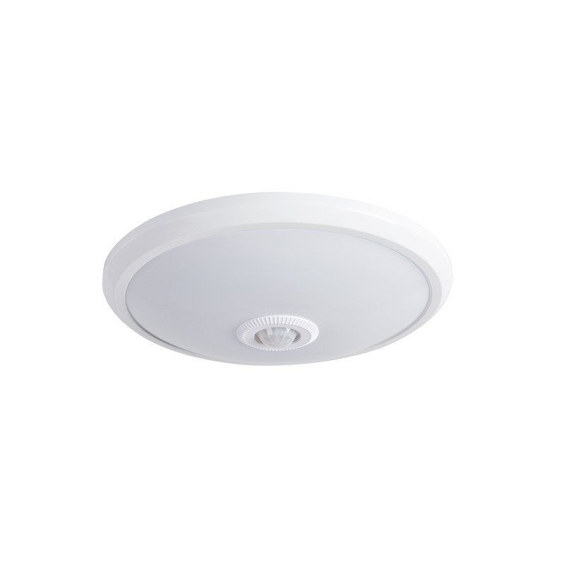 LED plafondlamp Leopold met bewegingsmelder