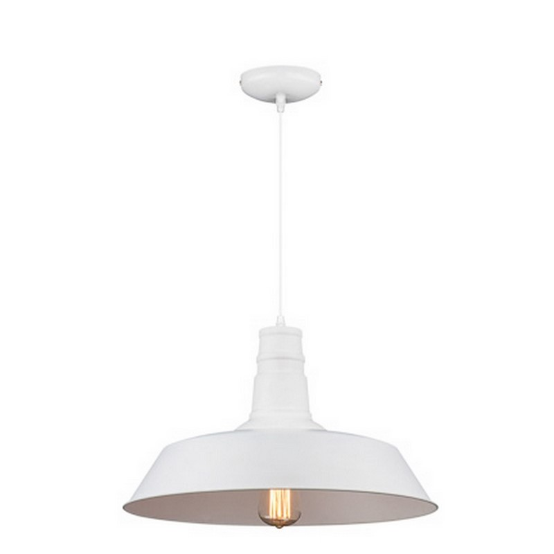 Witte Raven hanglamp modern, groot