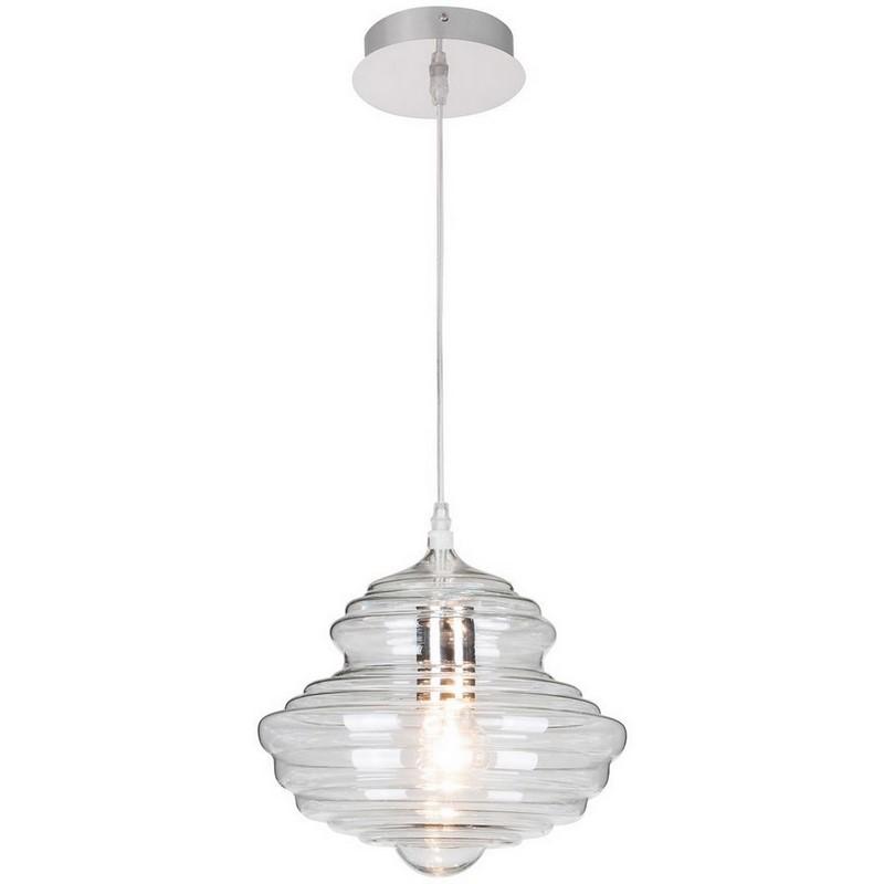 Talya design hanglamp rond, glas