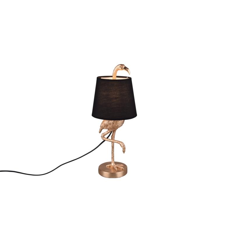 Moderne Tafellamp Marie, goud