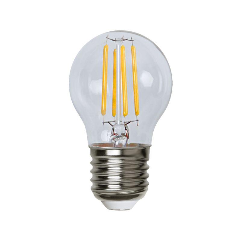 E27 12 24 Volt Led Lamp Thije 2 3 Watt 2700k Extra Warm Wit Lampgigant Nl