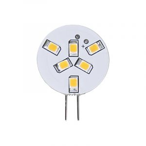 G4 LED lamp Delano, 1 Watt, 2700K (Extra warm wit)