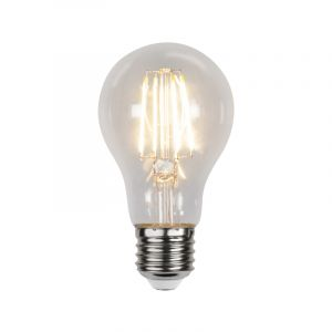 E27 LED lamp Imraan met schemersensor, 7 Watt, 2700K (Extra warm wit)