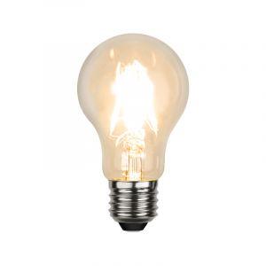Dim to warm filament E27 A60, 2200k-3000k, 4w, IP64