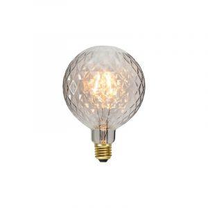 E27 LED lamp Anas, G125, 2,1w, 2200K (extra sfeervol wit)