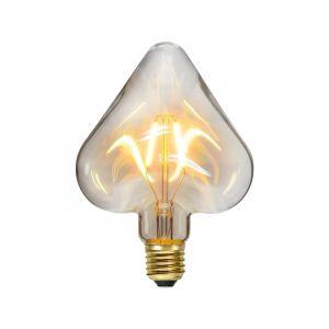 E27 hart LED lamp, 1,4 Watt, 2200K (Extra sfeervol wit)