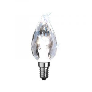 E14 kaars LED lamp Dante, 4 Watt, 4000K (Wit)