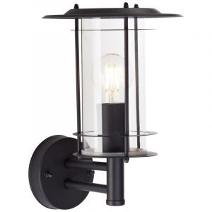 Moderne buitenlamp Shamayra, Metaal