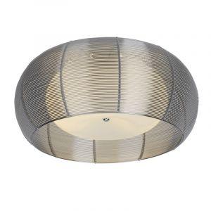 Moderne plafondlamp Amela, Chroom