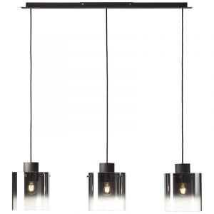 Design eettafel hanglamp Nour, Metaal