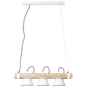 Industriële hanglamp Audrey, Metaal