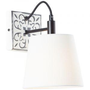 Klassieke wandlamp Giliano, Metaal