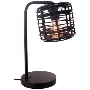 Landelijke Tafellamp Deacon, Metaal