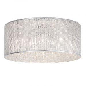 Klassieke plafondlamp Katalaya - Chroom