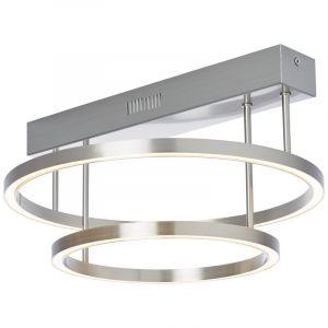 Moderne plafondlamp Sara, Nikkel