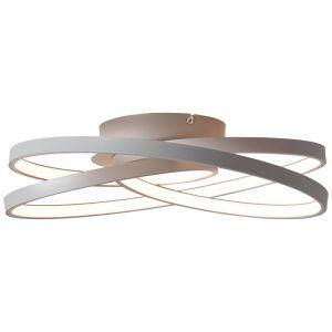 Design plafondlamp Milou, Grijs