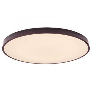 Industriële wandlamp-/plafondlamp Lena, Wit, Zwart