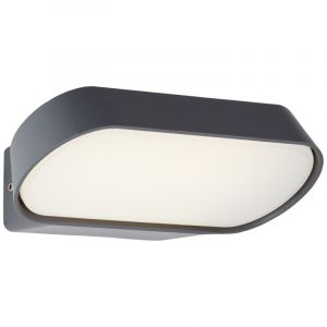 Moderne buitenlamp Luka, Metaal, 7w neutraal wit LED