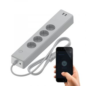 Calex smart stekkerdoos met USB