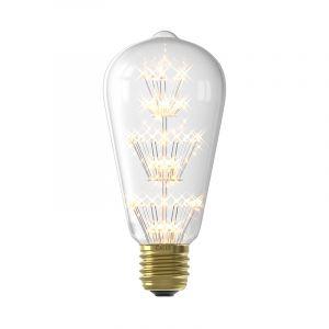 Calex E27 LED Edison lamp, 2w, 2200K
