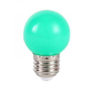 Groene lampenbol - 1 Watt