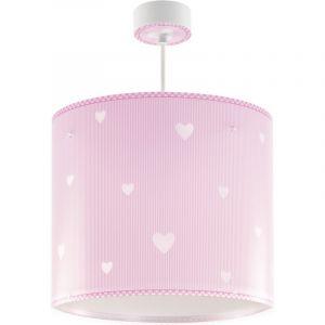 Hartjes hanglamp Roze - Meisjeskamer